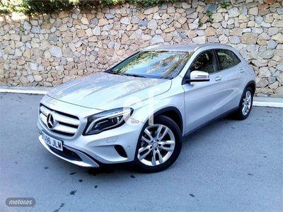 usado Mercedes GLA200 d Urban 7G-DCT Ocasión Murcia