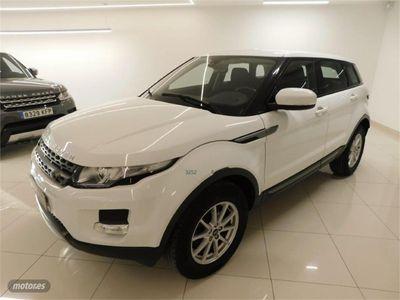 brugt Land Rover Range Rover evoque 2.2L eD4 150CV 4x2 Pure Tech