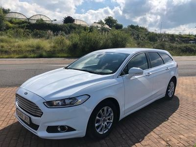 used Ford Mondeo SB 2.0TDCI Trend 150
