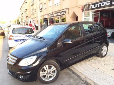 gebraucht Mercedes 180 clase b -enze gran ocasion liro impecale gasolina