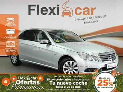 usado Mercedes E220 E220 CDI Blue Efficiency Elegance 4p