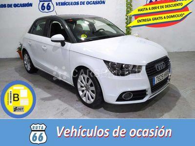 usado Audi A1 TDI 90cv Attraction 5p