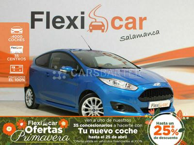 usado Ford Fiesta 1.0 EcoBoost Auto-St-St 125cv Sport 3p 3p