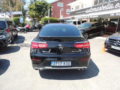 usado Mercedes GLC43 AMG AMG COUPE 4 MATIC *NAVEGADOR*TECHO PAN*ASI ELEC*