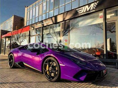 usado Lamborghini Huracán Huracán5.2 V10 610 cv en Barcelona