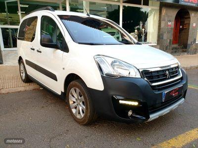 usado Peugeot Partner Tepee Adventure Edition 1.6 BlueHDi 73KW
