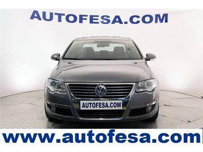 usado VW Passat B6 2.0 TDI 140cv Highline 4p DSG #BOLA REMOLQUE