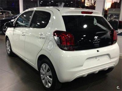 usado Peugeot 108 1.2 Puretech 60kw 82cv 5p. -17