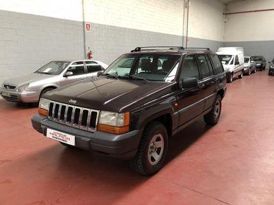 gebraucht Jeep Grand Cherokee td 4wd s.trac laredo diesel