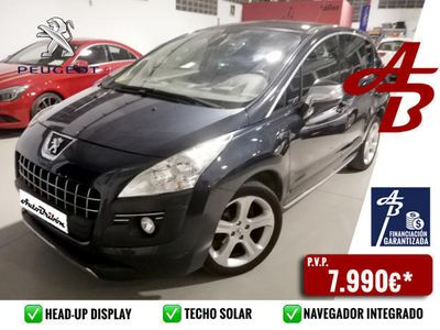 usado Peugeot 3008 1.6HDi 112CV