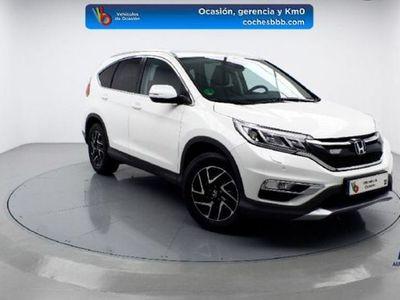 usado Honda CR-V CR-V2016 ELEGANCE PLUS 1.6 I-DTEC 120 4X2 MAN 6V DIESE