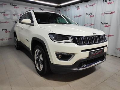 usado Jeep Compass 2.0 Mjet 103kW Limited 4x4