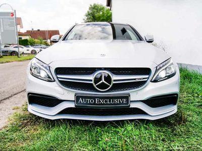 usado Mercedes C63 AMG AMG Coupè   Carbono   Techo   Distronic   521 €