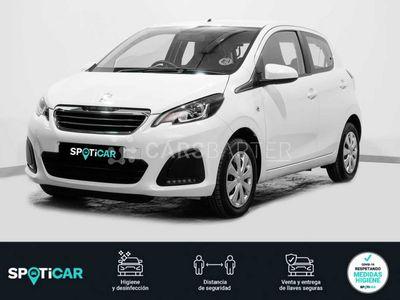 usado Peugeot 108 VTi 52kW (72CV) Active 5p