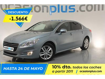 used Peugeot 508 2.0 HDI Active (163 CV)