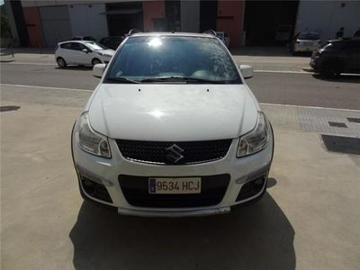 usado Suzuki SX4 2.0DDIS GL 4WD **MUY BUEN ESTADO**