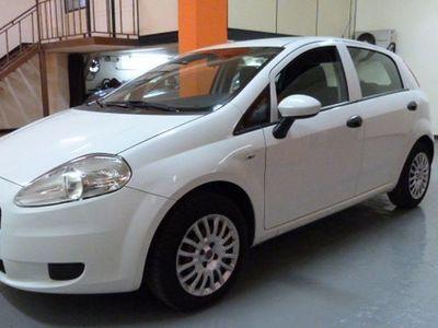 brugt Fiat Grande Punto 1.3Mjt Active Serie 5
