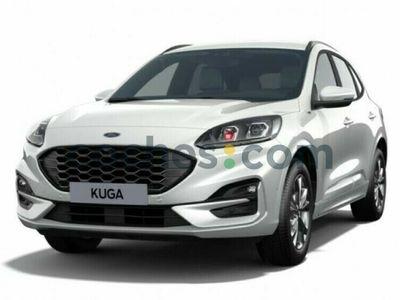 usado Ford Kuga 2.0 Ecoblue St-line X Awd 190 Aut. 190 cv en Madrid
