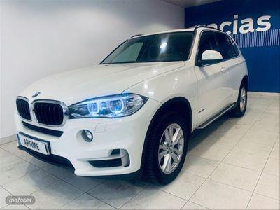 usado BMW X5 xDrive25D