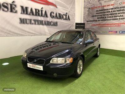 used Volvo S60 2.4 140 Momentum