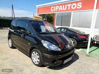 usado Peugeot 1007 1.4hdi Dolce 70 cv en Girona