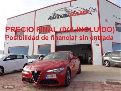 usado Alfa Romeo Giulia Giulia 2.2 Diesel 110kW 150CV
