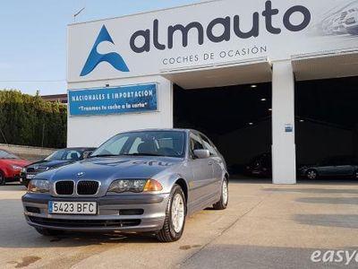 usado BMW 320 320 d turbodiesel 4 porte Eletta