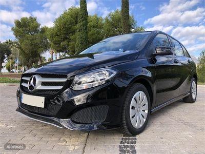 brugt Mercedes B200 Clase Bd