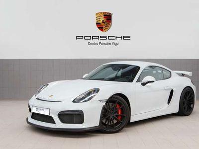 usado Porsche Cayman GT4