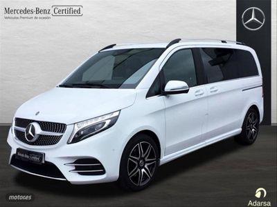 usado Mercedes 300 Clase Vd Avantgarde Compacto