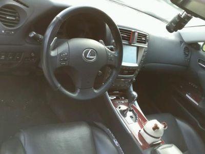usado Lexus IS250 Sport Multimedia -07