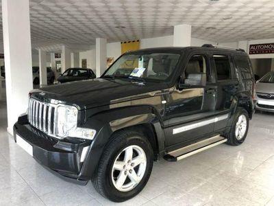 usado Jeep Cherokee 2.8CRD Limited Aut./Llantas/Piel/Clima/Control Vel
