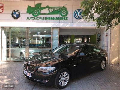 usado BMW 518 Serie 5 d