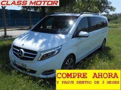 usado Mercedes V220 Clase V220CDICompacto Avantgarde 7GT
