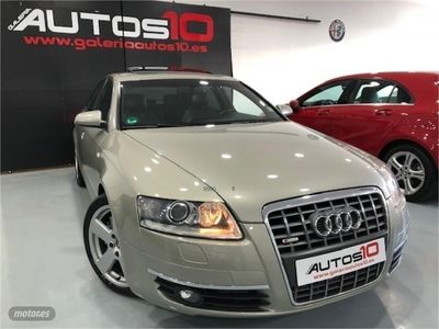 brugt Audi A6 3.0 TDI quattro tiptronic DPF