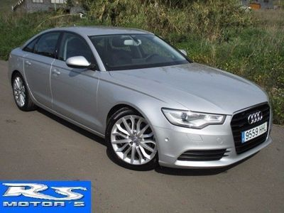usado Audi A6 3.0 TDI 204cv quattro S tronic