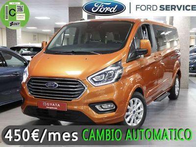 usado Ford Custom Tourneo2.0 EcoBlue Titanium Aut. 185