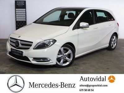 usado Mercedes 180 Clase B CLASECDI SPORT