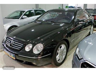 usado Mercedes 500 Clase CL -ASS 306cv, 2p