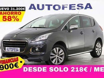 usado Peugeot 3008 2.0 HDi 150cv Style 5p del 2016