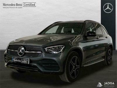 usado Mercedes 200 Clase Glc Glc4matic 9g-tronic 163 cv en Jaen