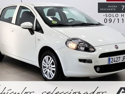 usado Fiat Punto 1.3Mjt Easy E5+