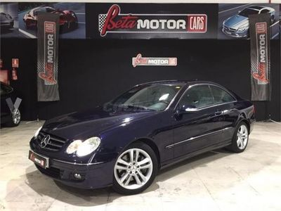 usado Mercedes CLK350 Clase ClkAvantgarde Auto 2p. -07