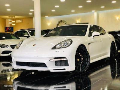 usado Porsche 911 Turbo S Panamera 4.8