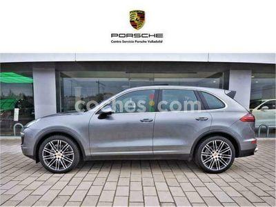 usado Porsche Cayenne S Diesel Aut. 385 cv en Valladolid