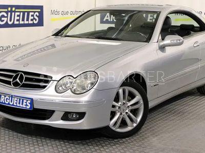 usado Mercedes CLK220 220CDI Avantgarde