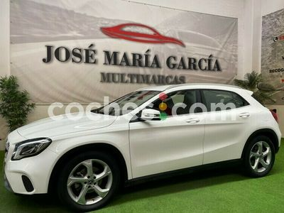 usado Mercedes GLA200 d7G-DCT