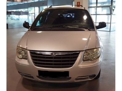 usado Chrysler Voyager Diesel, Automatico