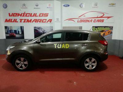 usado Kia Sportage 1700 CRDI CONCEP 115CV