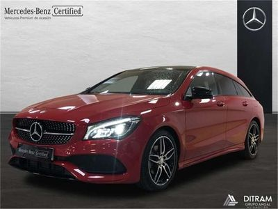 usado Mercedes CLA200 Shooting Brake d AMG Line